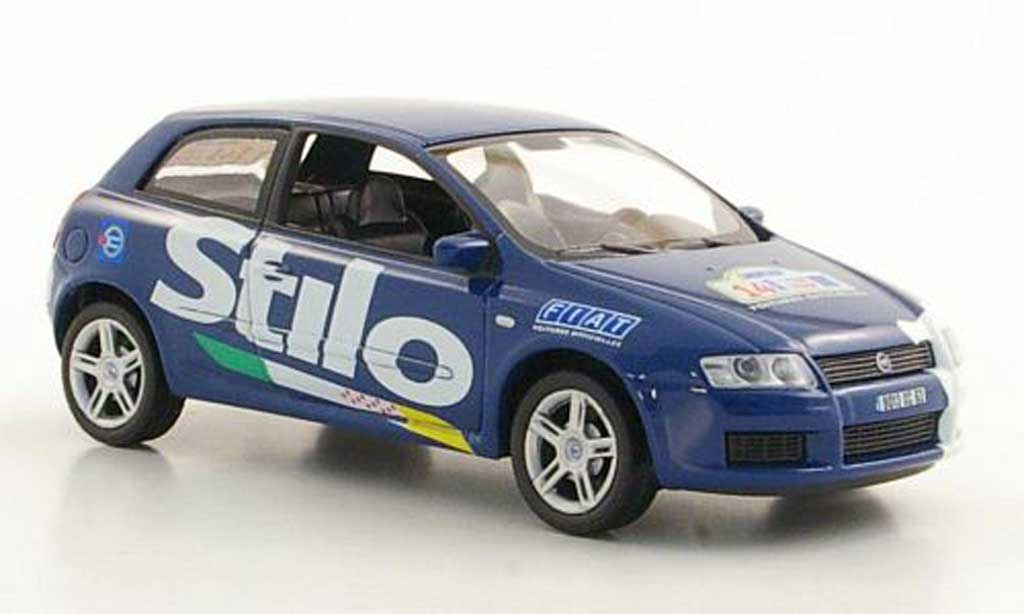 Fiat Stilo 1/43 Norev Nestle Aquarel Tour de France 2002 modellino in miniatura