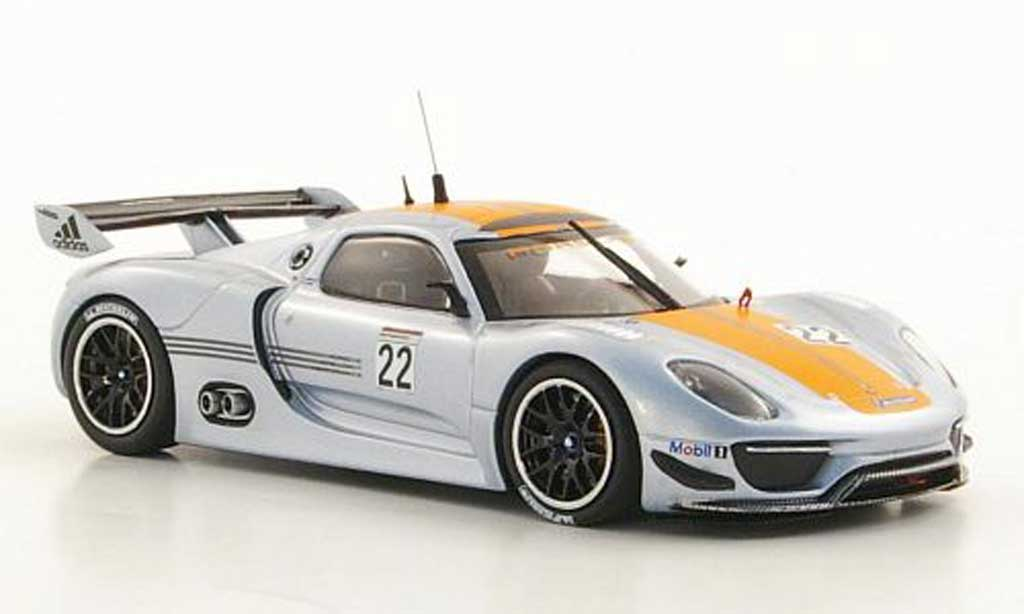 Porsche 918 1/43 Minichamps R No.22 miniature