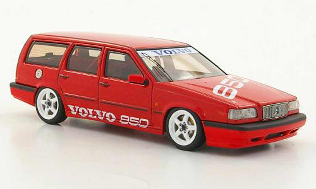 Volvo 850 1/43 HPI Estate BTCC Prougeotyp