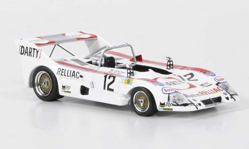 Ford Lola 1975 1/43 Bizarre T284 No.12 24h Le Mans diecast model cars