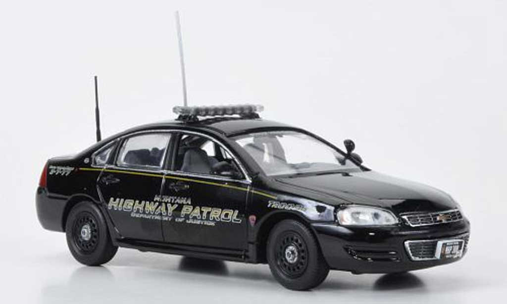 chevrolet impala 2011 montana highway patrol first response modellauto 1 43 kaufen verkauf. Black Bedroom Furniture Sets. Home Design Ideas