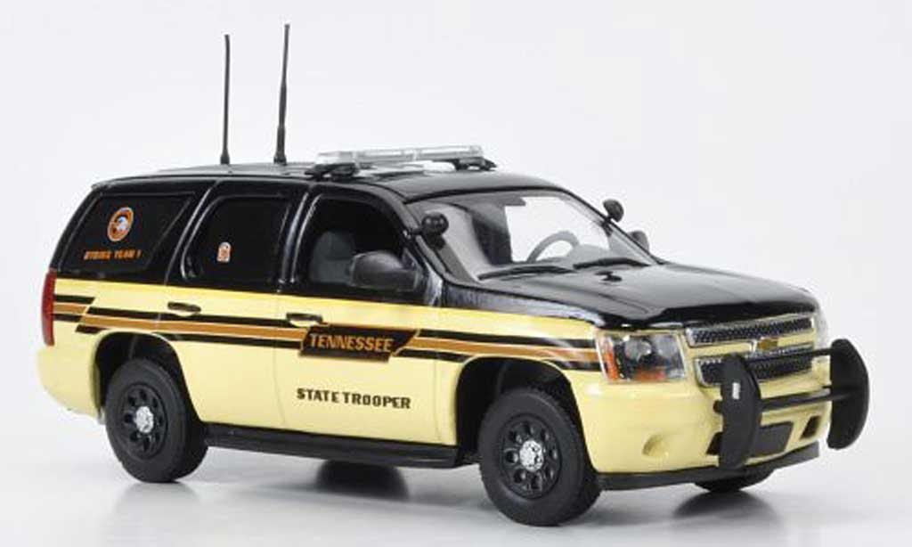 Chevrolet Tahoe 1/43 First Response Tennessee Highway Patrol 2011 miniature