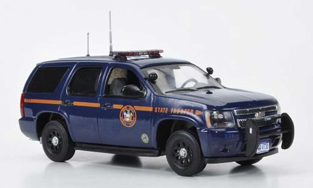 chevrolet tahoe new york state police 2011 first response modellauto 1 43 kaufen verkauf. Black Bedroom Furniture Sets. Home Design Ideas