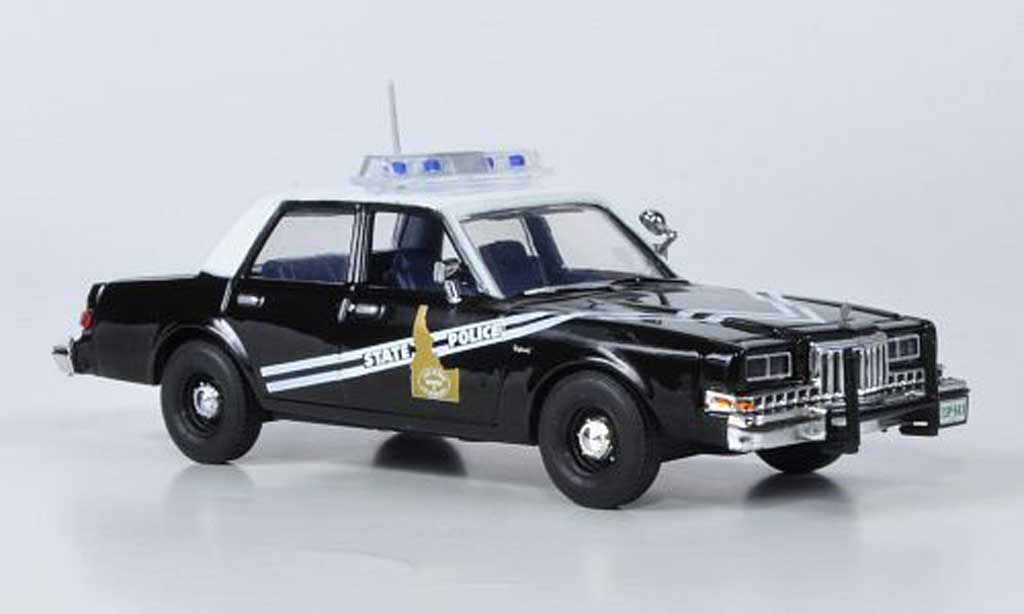 dodge diplomat idaho state police 1985 first response modellauto 1 43 kaufen verkauf. Black Bedroom Furniture Sets. Home Design Ideas