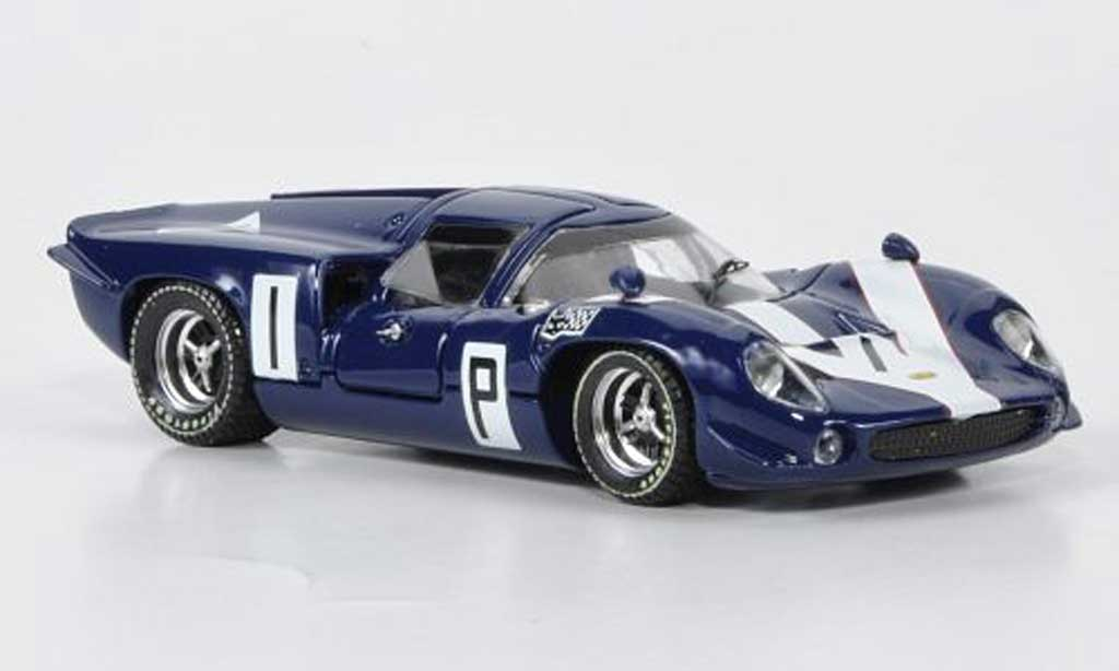Lola T70 1967 1/43 Best Coupe No.1 Surtees / Hobbs Nurburgring miniature