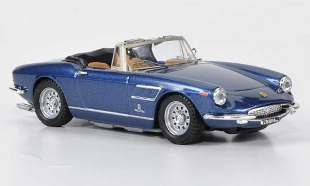 Ferrari 330 GTS 1/43 Best bleu 1966 miniature