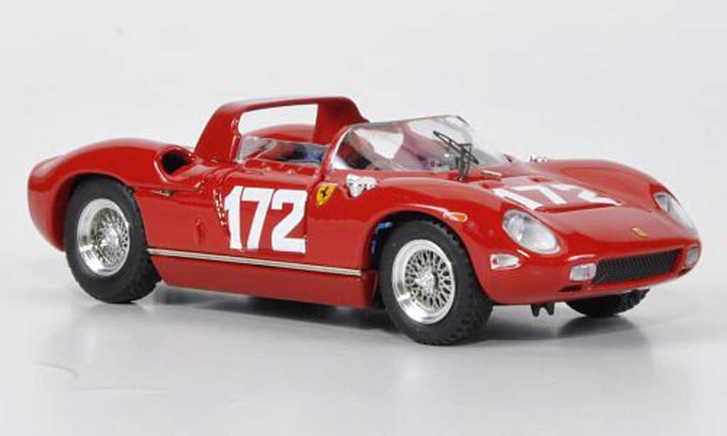 Ferrari 250 P 1963 1/43 Art Model No.172 Scarfiotti / Mairess Targa Florio miniature