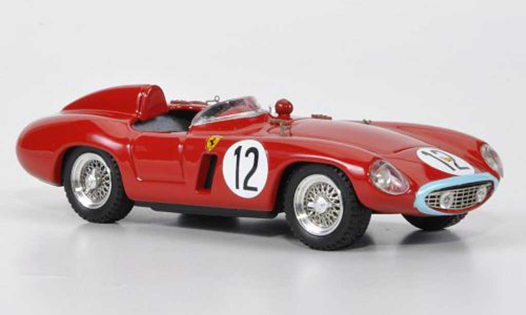Ferrari 750 1955 1/43 Art Model Monza No.12 Lucas / ''Helde'' 24h Le Mans diecast model cars