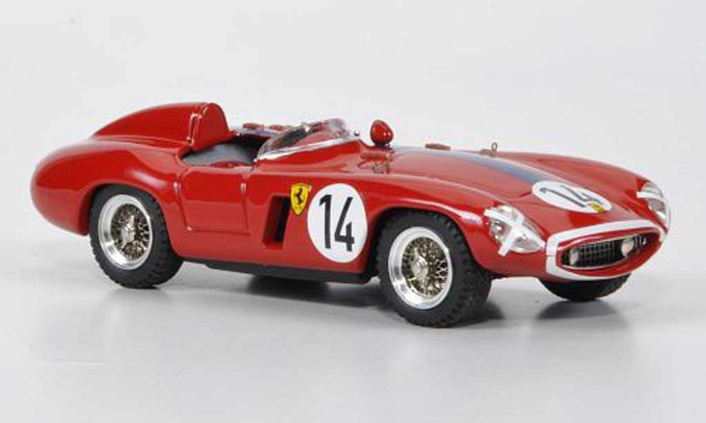 Ferrari 750 1955 1/43 Art Model Monza No.14 Gregory / Sparken 24h Le Mans miniature