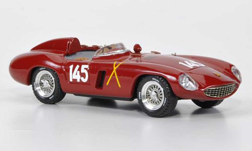 Ferrari 750 1/43 Art Model Monza No.145 P.Monteverdi Tiefencastel 1956 diecast model cars