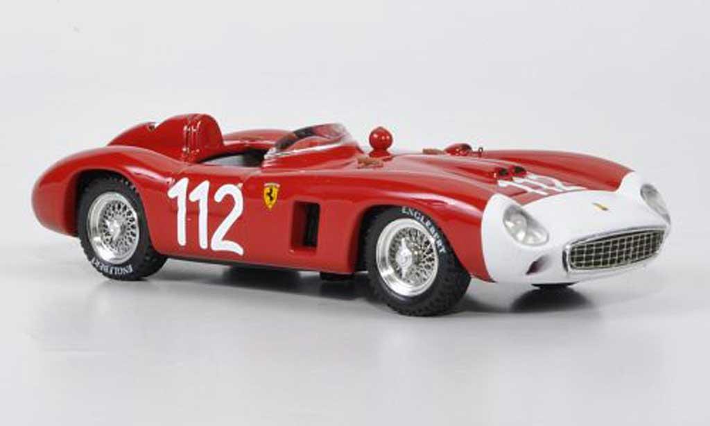 Ferrari 860 1/43 Art Model Monza No.112 E.Castellotti Targa Florio 1956 miniature