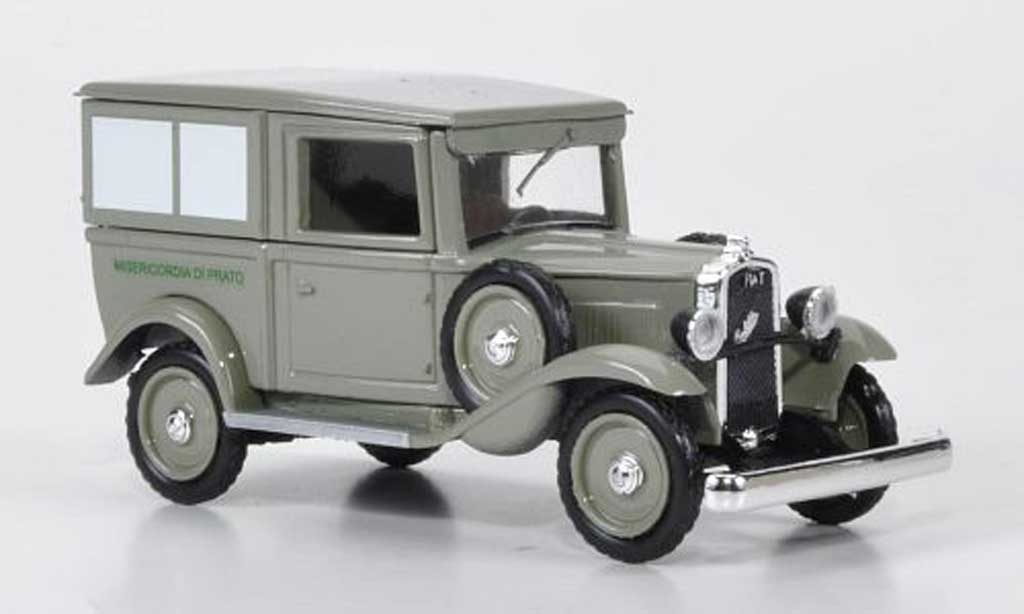 Fiat Balilla 1/43 Rio Misericorda di Prato Ambulanz diecast model cars