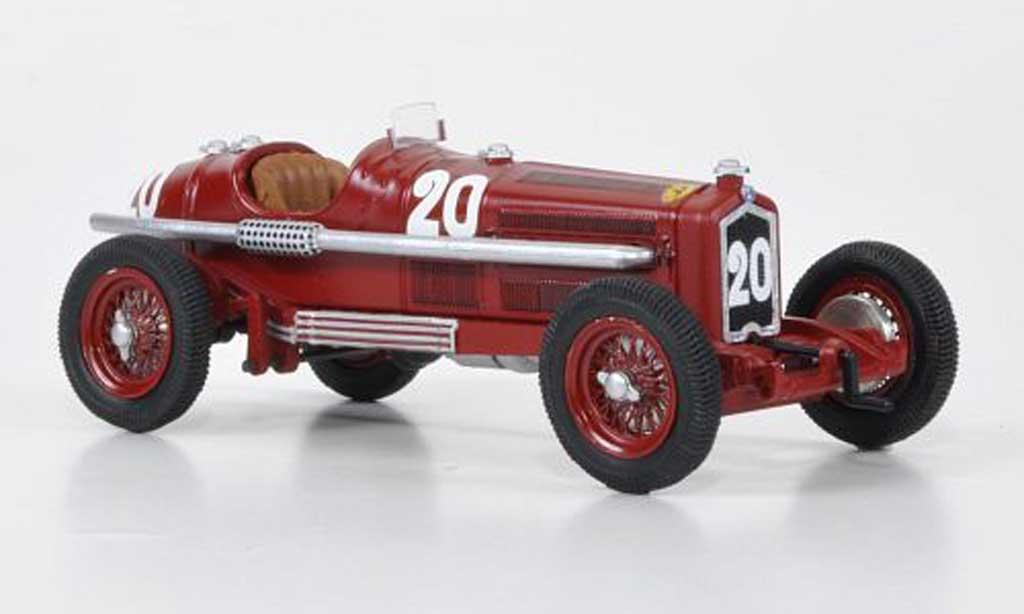 Alfa Romeo P3 1/43 Rio T.B No.20 G.Moll Montecarlo 1934 miniature