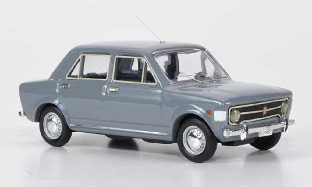 Fiat 128 1/43 Rio Guardia di Finanza grise miniature