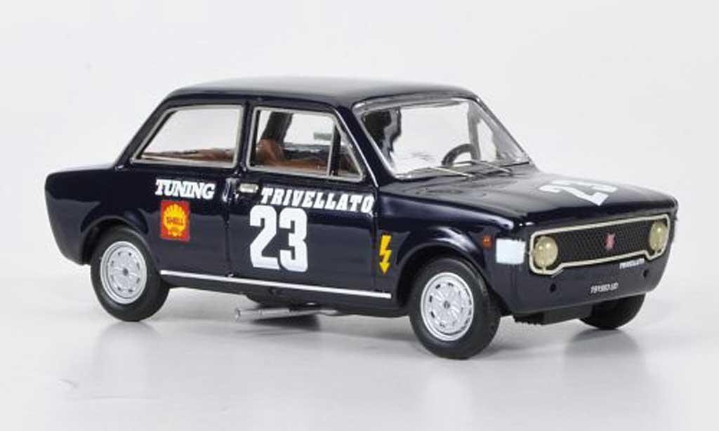 Fiat 128 1/43 Rio No.23 Crassevig Monza 1970 miniature