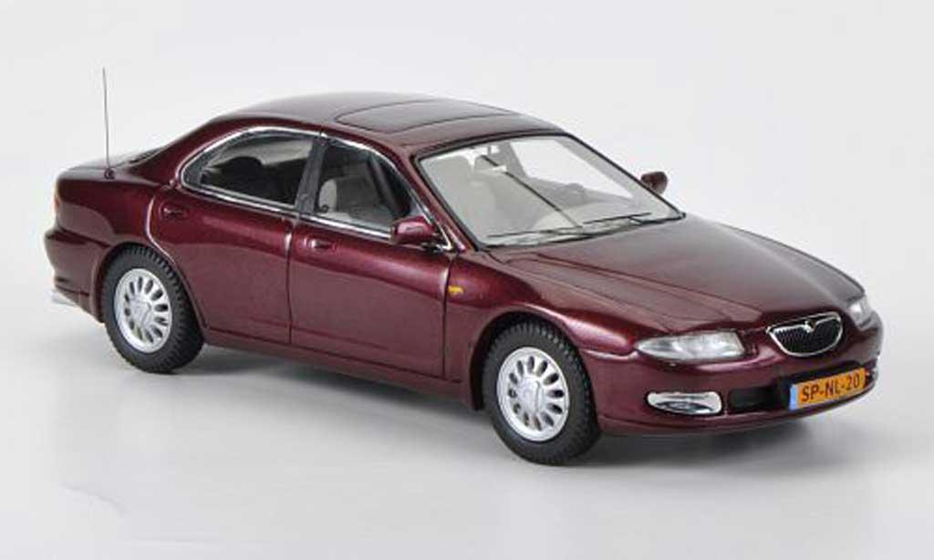 Mazda Xedos 1/43 Neo 6 rouge 1992 miniature
