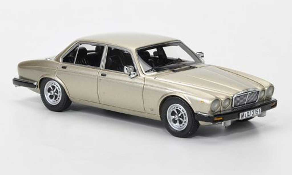 jaguar xj series iii beige lhd neo diecast model car 1 43 buy sell diecast car on. Black Bedroom Furniture Sets. Home Design Ideas