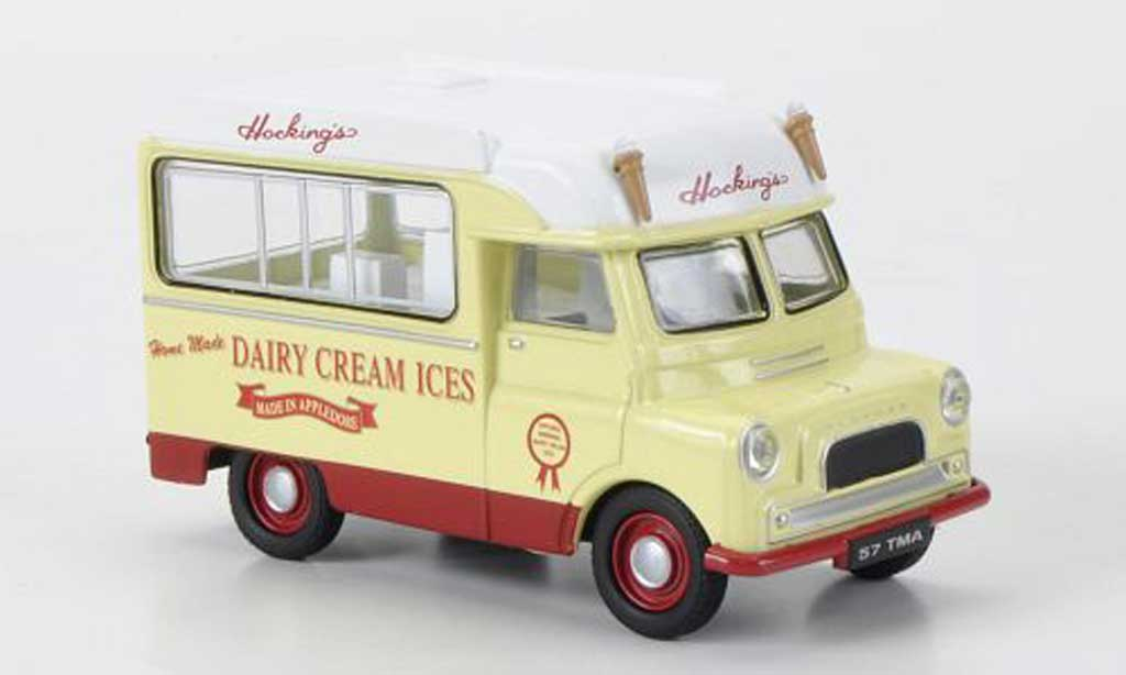 Bedford CA 1/43 Oxford Ice Cream Van Hocking's Dairy Cream Ices miniature