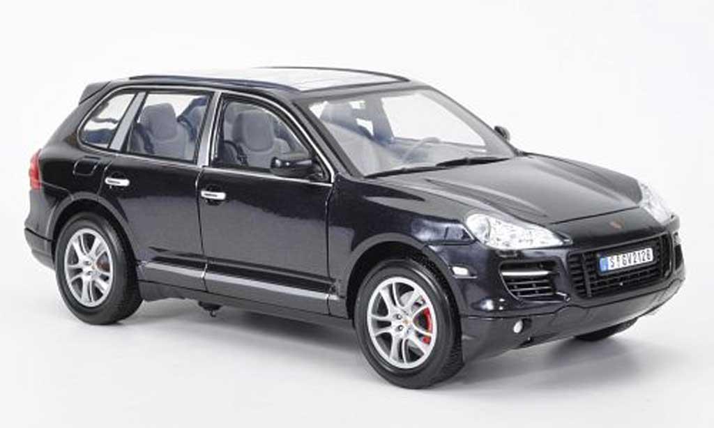 Porsche Cayenne Turbo grigio Mondo Motors. Porsche Cayenne Turbo grigio modellini 1/18