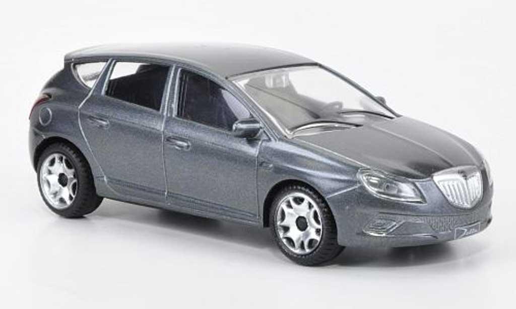 Lancia Delta HF Integrale 1/43 Motorama HF Integrale grise miniature