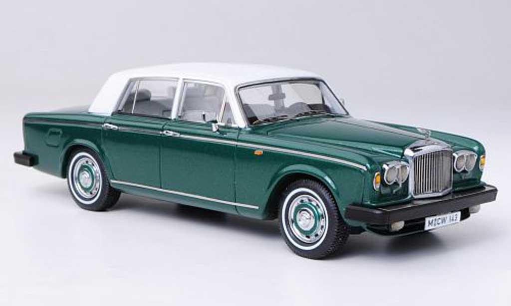Bentley T2 1/43 Neo grun/mattblanche LHD limitierte Auflage 300 Stuck 1984 miniature