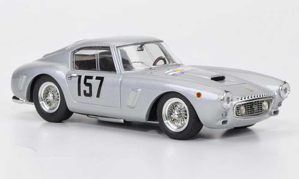 Ferrari 250 GT 1960 1/43 Brumm No.157 W. Mairesse G. Berger Tour de France diecast model cars