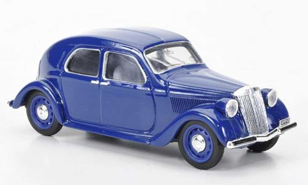Lancia Aprilia 1/43 Brumm bleu 1936 miniature