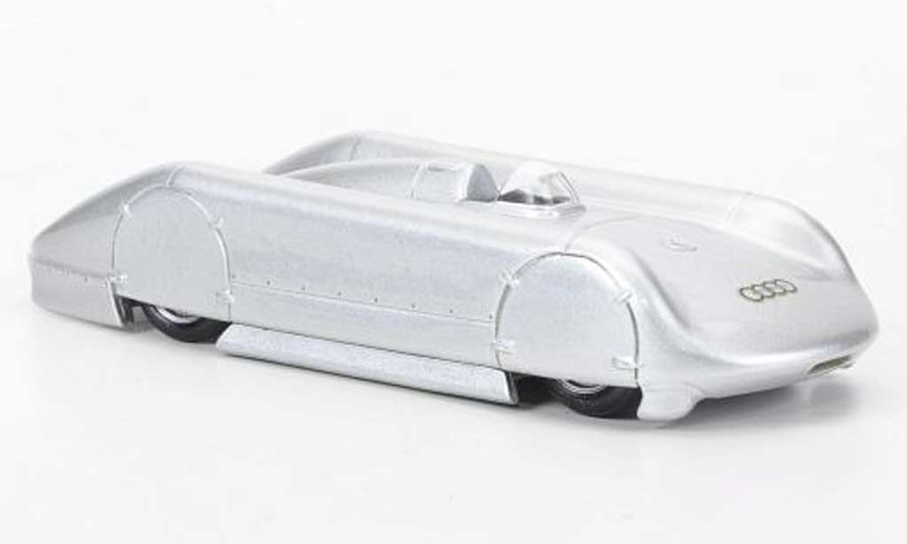 Auto Union Typ C 1/43 Brumm Stromlinie Bernd Rosemeyer Speed Record 1938 miniature