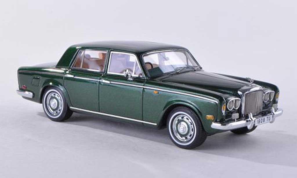 Bentley T1 1/43 Neo vert  1952 miniature