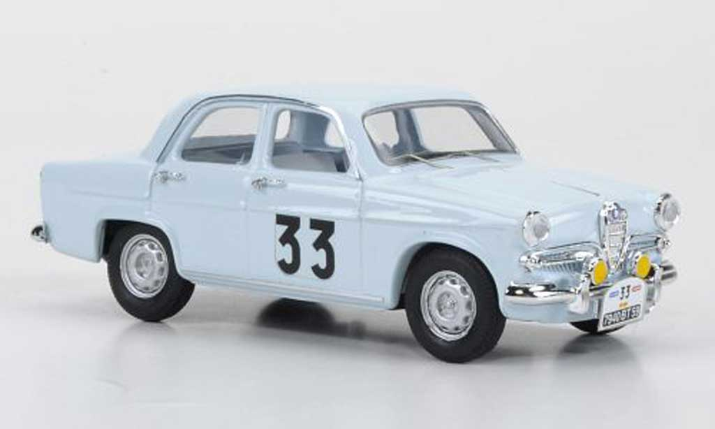 Alfa Romeo Giulietta 1/43 Rio No.33 Tour de France Automobile 1958 modellino in miniatura
