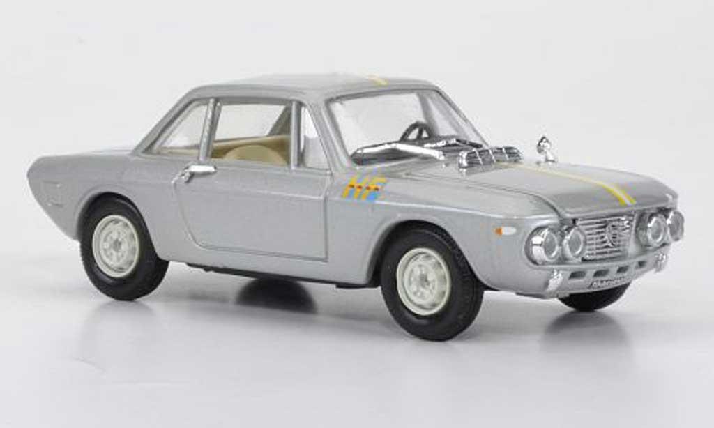Lancia Fulvia 1/43 Rio 1300 HF grise 1967 miniature