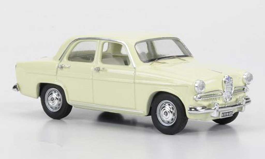 Alfa Romeo Giulietta Ti 1/43 Rio jaune 1955 miniature