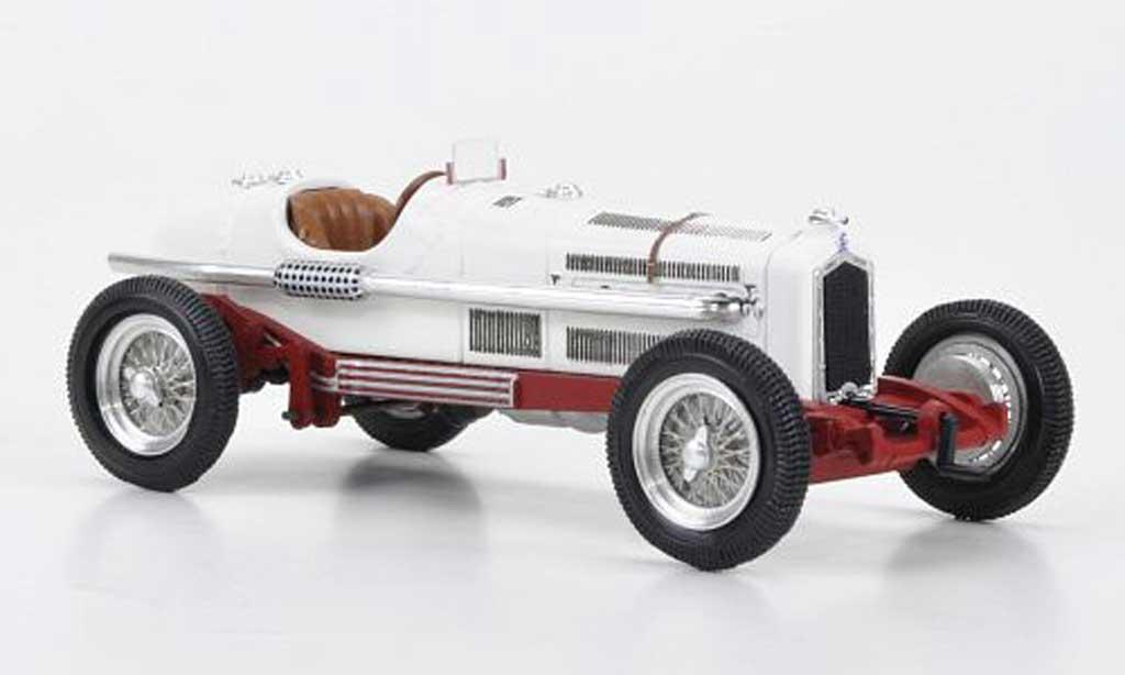 Alfa Romeo P3 1/43 Rio mattwhite Testfahrzeug 1932 diecast model cars