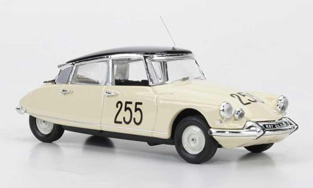 Citroen DS 19 1/43 Rio 19 No.255 Lebes / Failly Mille Miglia 1957 miniature
