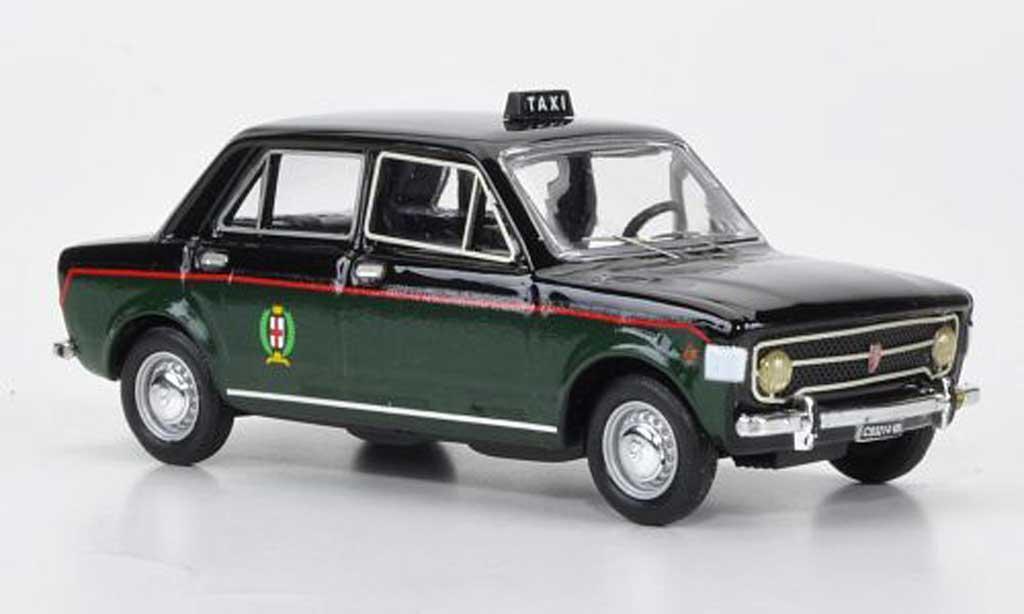 Fiat 128 1/43 Rio Taxi Mailand 1969 miniature