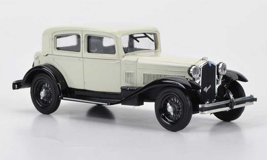 Alfa Romeo 1750 1/43 Rio 6 C beige/black 1932 diecast model cars