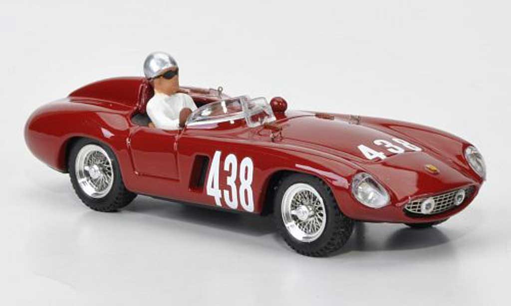 Ferrari 118 1/43 STF Targa Florio No.438 P.Taruffi 1955 miniature