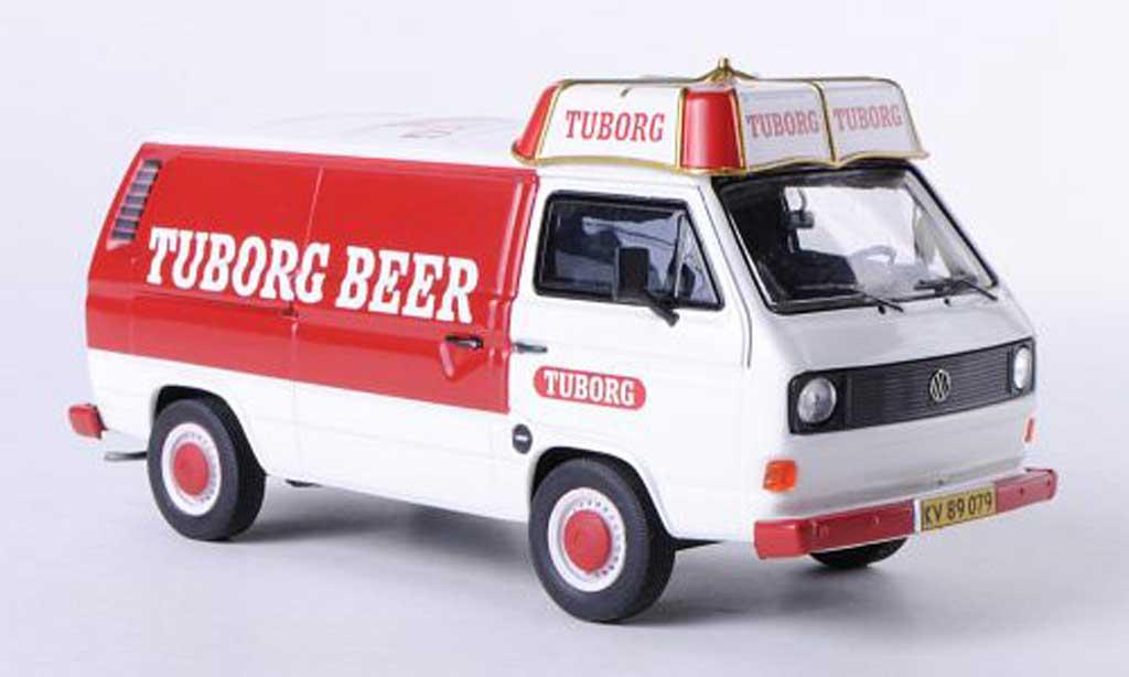 Volkswagen T3 A 1/43 Premium ClassiXXs T3a Kasten Tuborg Beer  miniature