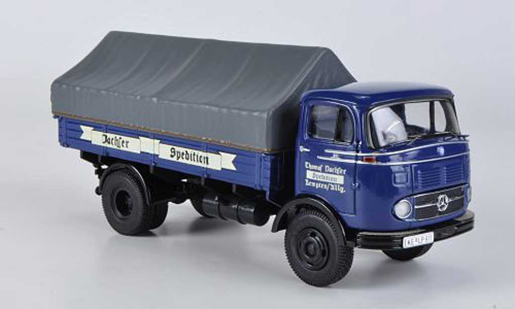 Mercedes LP 911 1/43 Premium ClassiXXs Spedition Dachser miniature