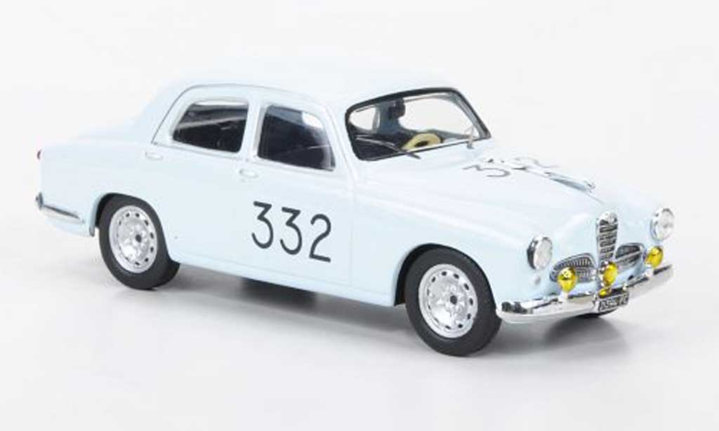 Alfa Romeo 1900 1/43 M4 Berlina No.332 Ferrini/Montemartini Mille Miglia 1954 miniature