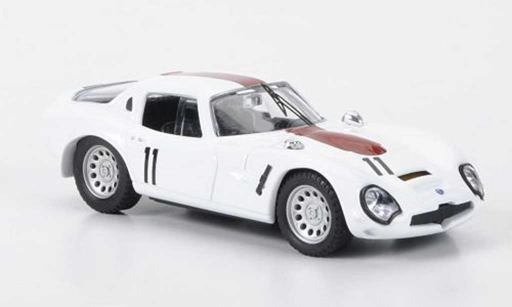 Alfa Romeo TZ2 1/43 Best No.11 M.Brunninghausen Warwick Farm 1968 miniature
