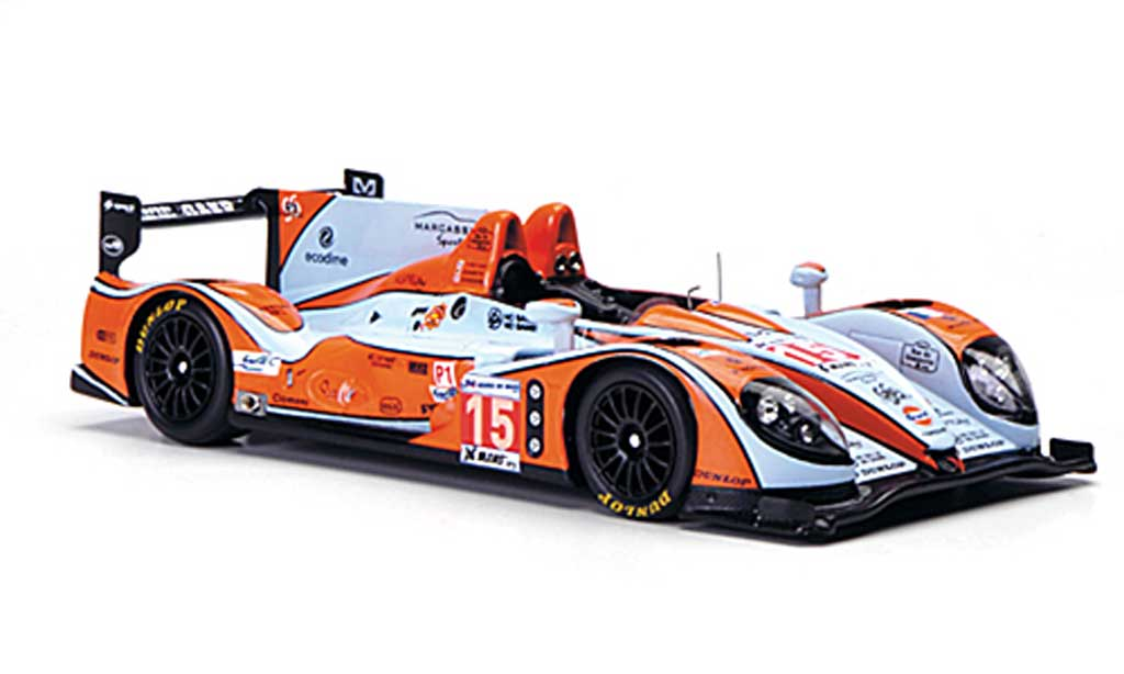 Oak Pescarolo 1/43 Spark Judd No.15 Racing 24h Le Mans 2012 miniature