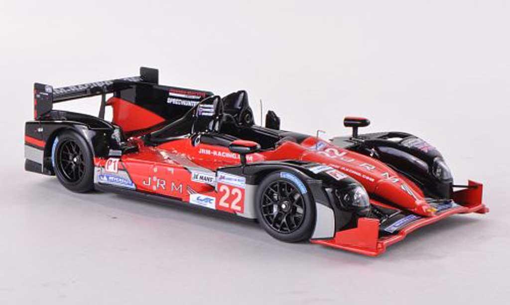 HPD ARX 03 1/43 Spark a-Honda No.22 JRM Racing 24h Le Mans 2012 D.Brabham/K.Chandhok/P.Dumbreck miniature