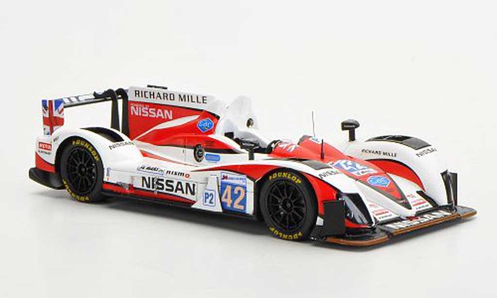 Zytek Z11SN 1/43 Spark Nissan No.42 Greaves Motorsport 24h Le Mans 2012