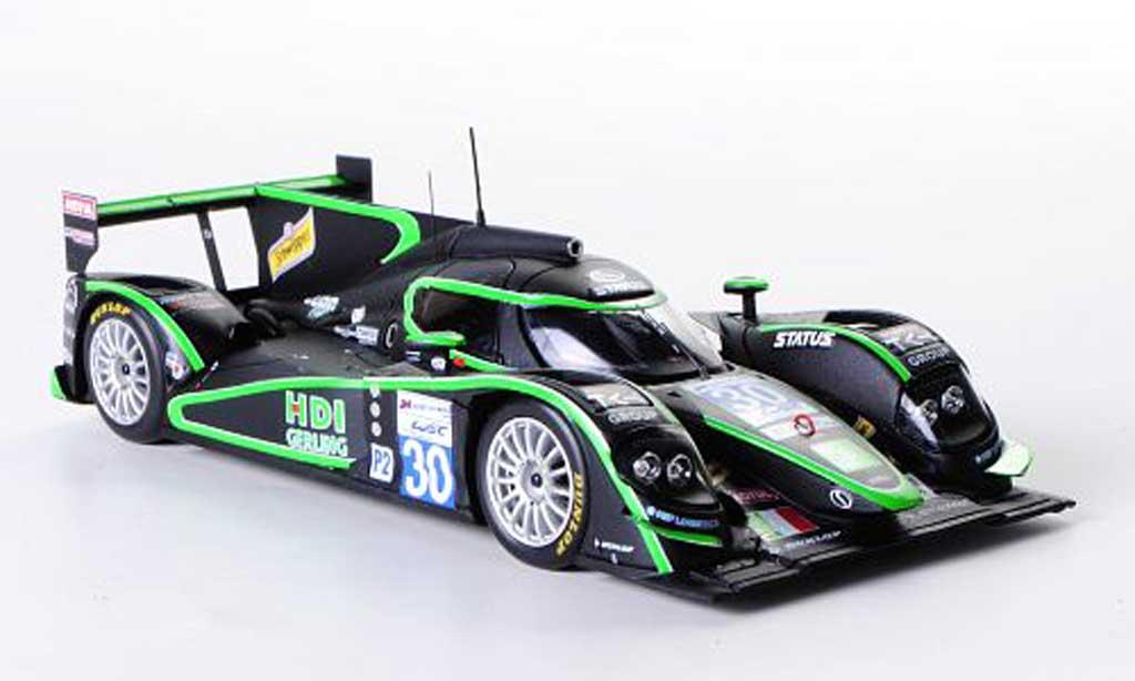 Lola B12 Lotus 1/43 Spark /80 No.31 T.Holzer / L.Moro / M.Schultis 24h Le Mans 2012 miniature
