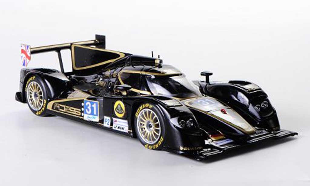 Lola B12 Judd 1/43 Spark /80 No.30 Status Y.Buurman / A.Sims / R.Iannetta 24h Le Mans 2012 miniature