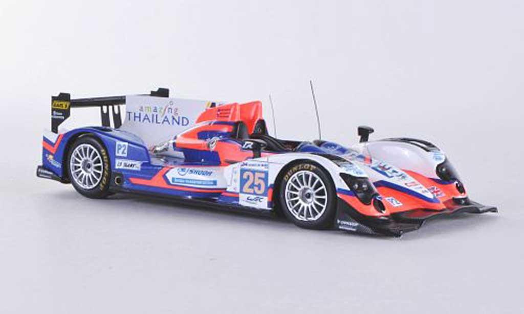 Oreca Nissan 1/43 Spark 03 No.25 ADR-Delta 24h Le Mans 2012 T.Graves/J.Charouz/J.Martin miniature