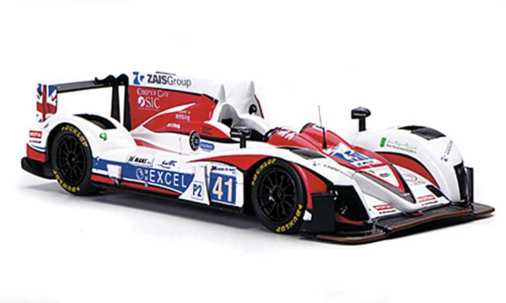 Zytek Z11SN 1/43 Spark Nissan No.41 Greaves Motorsport 24h Le Mans 2012 diecast model cars