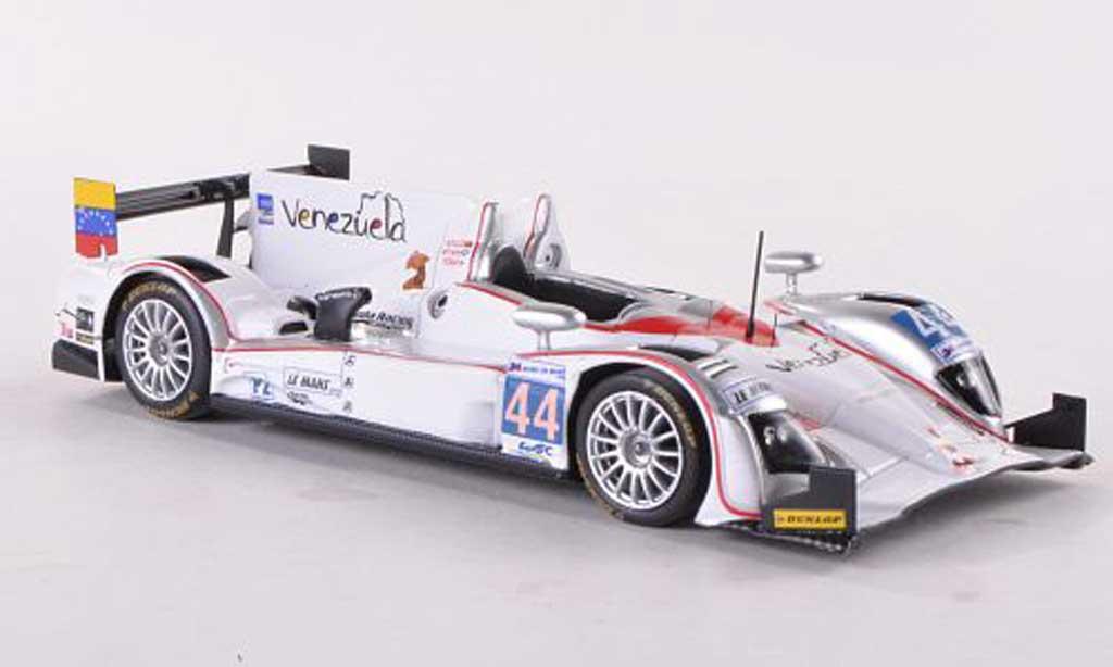 HPD ARX 03 1/43 Spark b Honda No.44 Starworks Motorsports 24h Le Mans 2012 R.Dalziel/T.Kimber-Smith/V.Potolicchio miniature