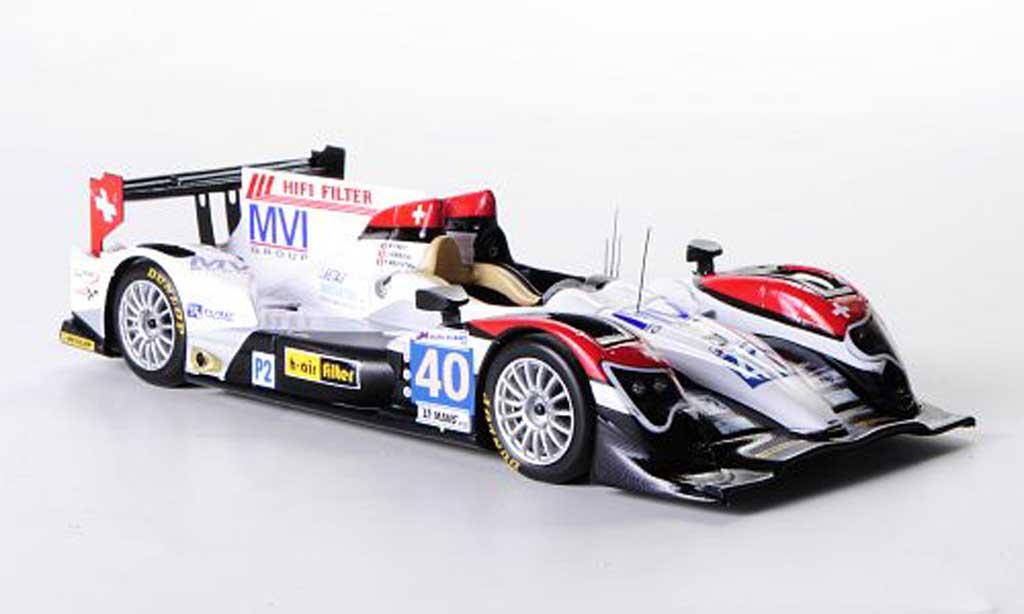 Oreca Judd Race performance 1/43 Spark Race performance 03 No.40 M.Frey / J.Hirschi / R.Meichtry 24h Le Mans 2012 miniature